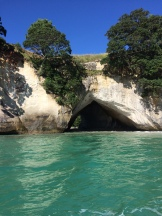 New Zealand, Cathedral Cove