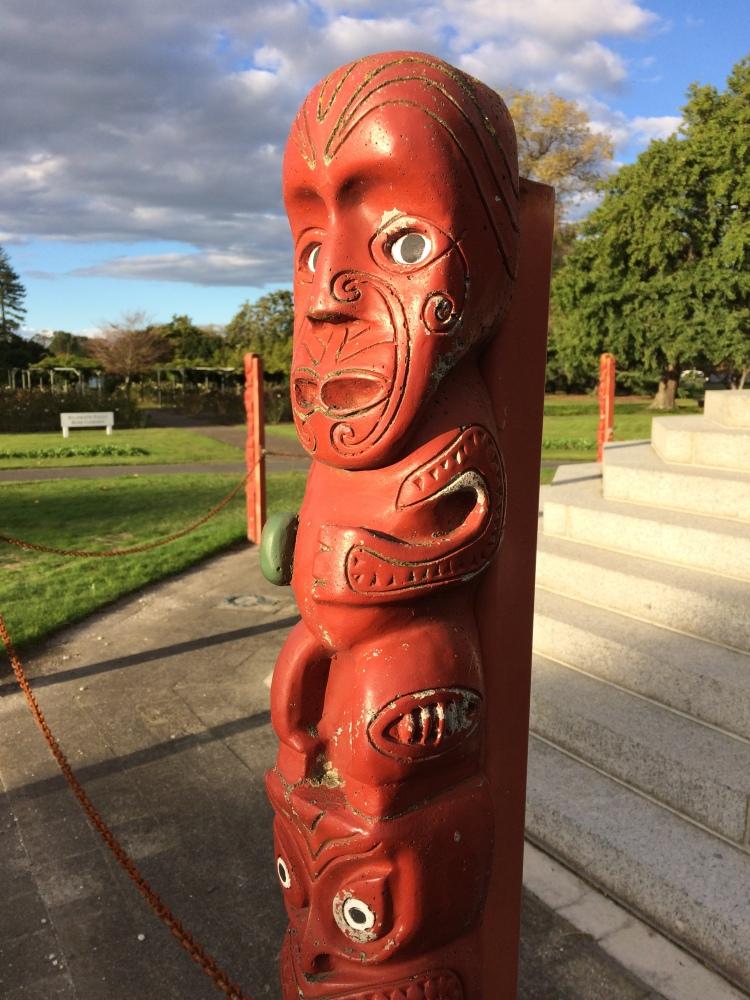 Rotorua, New Zealand, Maori culture